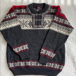 Norwool of Norway Wool Sweater